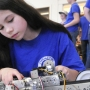 Myrtle Point BotCat robotics team roars into competition